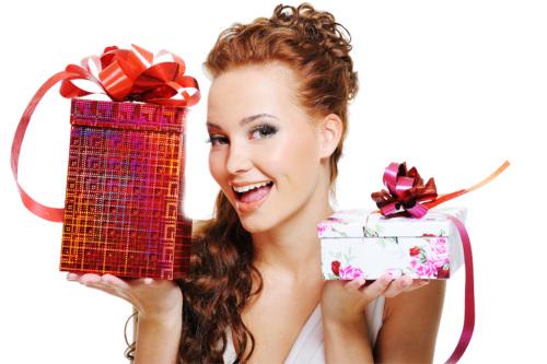 Что подарить девушке на первом свидании? Альтернативы цветам