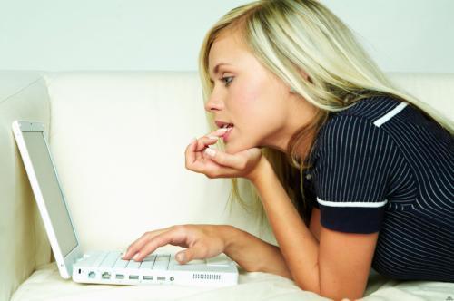 Знакомства в интернете: некоторые правила. Часть 1