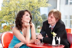 Инициатива в руках женщины – выбираем место первого свидания