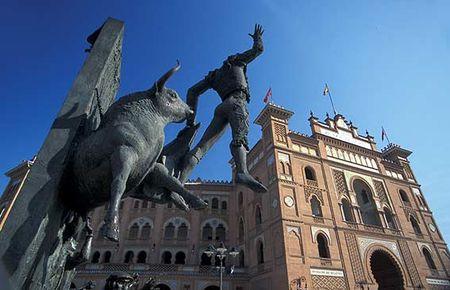 Мадрид: экскурсия наобум