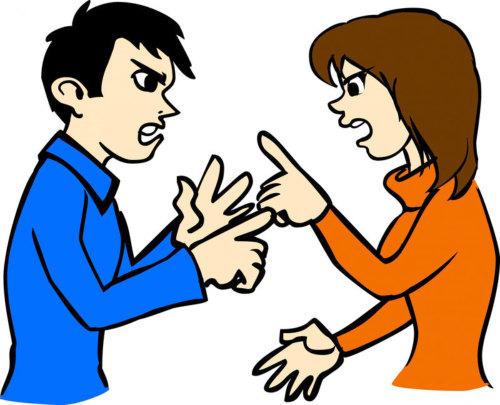 Причини конфліктів між людьми під час спілкування