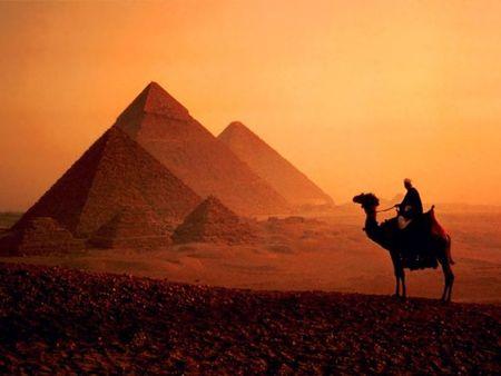 Наедине с Египтом